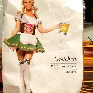 Gretchen Halloween Costume